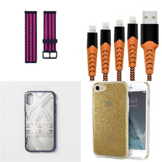 150 Pcs - Electronics & Accessories - New - Retail Ready - Heyday, PH5, Silk, CASE-MATE