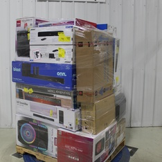 Pallet – 28 Pcs – Speakers, Portable Speakers, Monitors – Tested NOT WORKING – BOSE, Samsung, Ion, LG