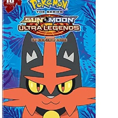 WarnerBrothers Pokemon the Series: Sun and Moon Set 2 (DVD) - Brand New