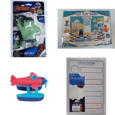 292 Pcs - Toys & Outdoor Play - New - Retail Ready - Bullseye's playground, Antsy Pants, HORIZON GROUP USA, Bendon