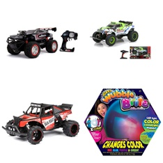 Pallet – 53 Pcs – Vehicles, Trains & RC, Boardgames, Puzzles & Building Blocks, Dolls – Customer Returns – New Bright, The Fast and the Furious, Adventure Force, NSI International