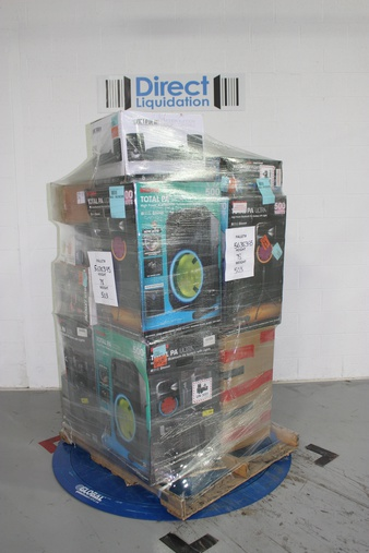 Pallet – 15 Pcs – Portable Speakers – Tested NOT WORKING – Ion, innovative technology, Monster, Soundcore