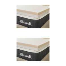 Pallet – 4 Pcs – Covers, Mattress Pads & Toppers – Customer Returns – Allswell