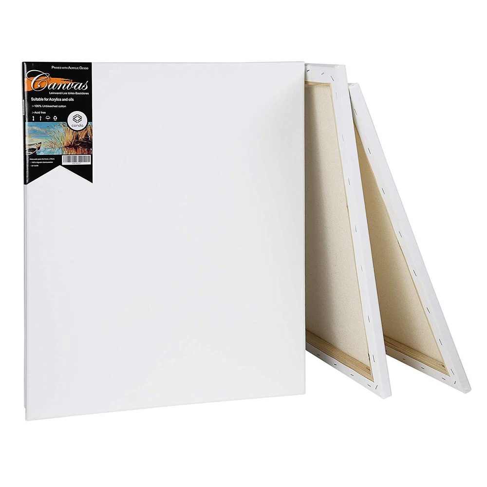 White 8 Masterpiece Artist Canvas A1 Stretcher Bar