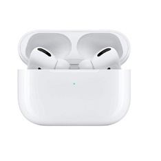 11 Pcs – Apple AirPods Pro with Wireless Case White MWP22AM/A – Refurbished (GRADE D)