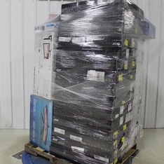 Pallet – 48 Pcs – Computer Monitors – Customer Returns – LG, HP, Samsung
