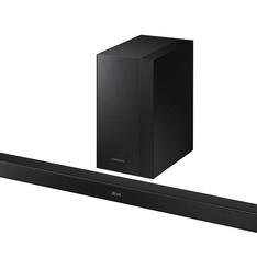 Pallet - 20 Pcs - Samsung HW-K450 2.1 Channel 300W Sound Bar System with Wireless Subwoofer - Refurbished (GRADE A)