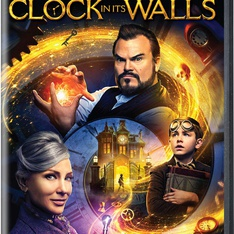 Universal Pictures The House with a Clock in Its Walls (DVD) - Brand New