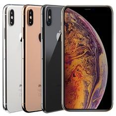 10 Pcs - Apple iPhone XS Max 64GB - Unlocked - Certified Refurbished (GRADE C)