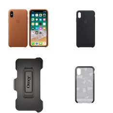 250 Pcs - iPhone Accessories - Like New, Used, Open Box Like New, New - Incipio, OtterBox, Apple, HLC