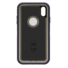 34 Pcs - OtterBox 77-59973 Defender Series Case for iPhone Xs Max, Dark Lake - Like New, Open Box Like New, New Damaged Box, Used - Retail Ready