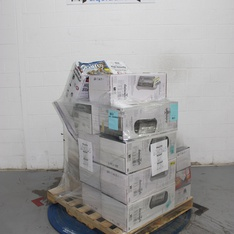 Pallet - 36 Pcs - Heaters - Customer Returns - Mainstay's, Honeywell, Lasko