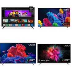 36 Pcs - LED/LCD TVs - Refurbished (GRADE A, GRADE B) - VIZIO