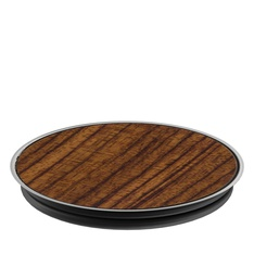 48 Pcs - PopSockets: Collapsible Grip & Stand for Phones and Tablets - Rosewood - New - Retail Ready