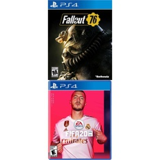 250 Pcs – Sony Video Games – Like New, Open Box Like New, New, Used – Fallout 76(PS4), FIFA 20 Standard Edition (PS4)