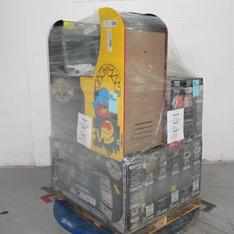 Pallet - 11 Pcs - Video Game Consoles - Other - Customer Returns - ARCADE1up