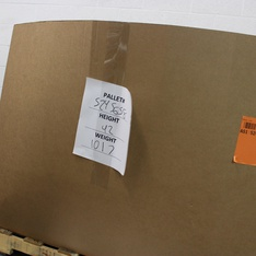 Clearance! Pallet - 2235 Pcs - Gourmet Grocery, Pantry, Unsorted - Customer Returns - Cadbury, Frankford, Mars, Starburst