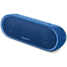 Pallet - 530 Pcs - Sony SRSXB20/BLUE Portable Wireless Speaker with Bluetooth, Blue (2017 model) - Refurbished (GRADE A)