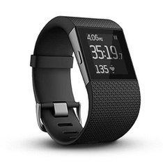 13 Pcs – Fitbit FB501BKS Surge Small-Size Fitness Watch with Heart Rate Monitor – Black – Refurbished (GRADE A)