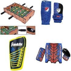Pallet – 106 Pcs – Outdoor Sports, Camping & Hiking, Unsorted, Not Powered – Customer Returns – Goplus, Franklin Sports, Ozark Trail, GoZone