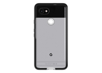 31 Pcs – Tech21 Google Pixel 2 XL Case Evo Check – Smokey/Black, Gray – New, Open Box Like New – Retail Ready
