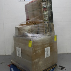 Pallet - 9 Pcs - Accessories, Other - Customer Returns - Precision Products Inc, Rubbermaid