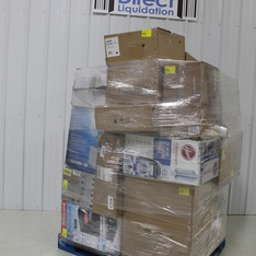 Pallet - 21 Pcs - Humidifiers / De-Humidifiers, Vacuums, Kitchen & Dining, Monitors - Damaged / Missing Parts - Dyson, DELL, Honeywell, Holmes