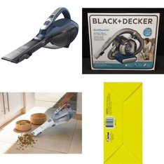 128 Pcs - Home -> Vacuums, Home -> Kitchen & Dining, Home -> Cleaning Supplies, Home -> Bath - Customer Returns - BLACK & DECKER, Bodum, As Seen On TV, Mainstay's