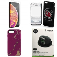 215 Pcs - Cellular Phones Accessories - New - Heyday, OtterBox, Speck, Belkin