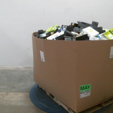 Pallet - 835 Pcs - Other, Samsung - Tested NOT WORKING - Samsung, Motorola, LG, BLU