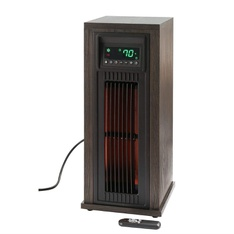 5 Pcs – Member's Mark HT1216 Infrared Tower Heater 23″, Heats Up To 1000 Square Feet – New – Retail Ready