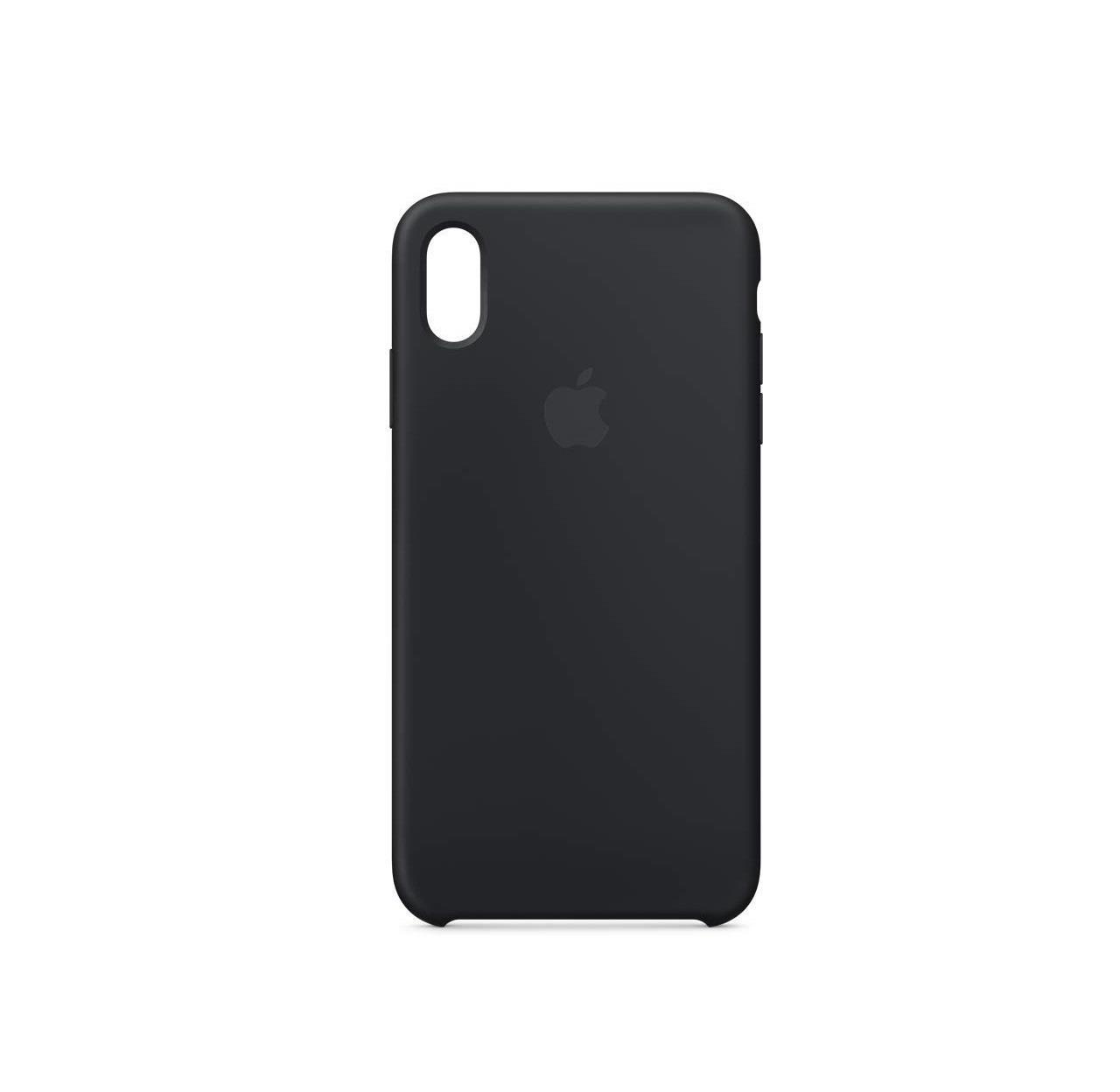 best sneakers 15cd7 9af88 26 Pcs - Apple MRWE2ZM/A iPhone XS Max Silicone Case, Black - Customer  Returns