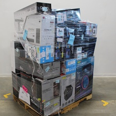 Pallet - 33 Pcs - Portable Speakers, Speakers - Customer Returns - Blackweb, Monster, Ion, Soundcore
