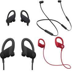 100 Pcs - Apple Beats Headphones - Refurbished (GRADE D, No Packaging) - Models: MV6Y2LL/A, MWNV2LL/A, MTH52LL/A, MWNX2LL/A