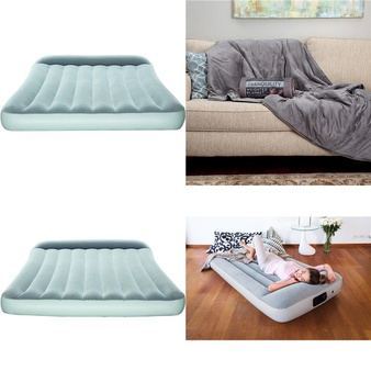Pallet – 36 Pcs – Camping & Hiking, Blankets, Throws & Quilts, Comforters & Duvets – Customer Returns – Bestway, Tranquility, Mainstays