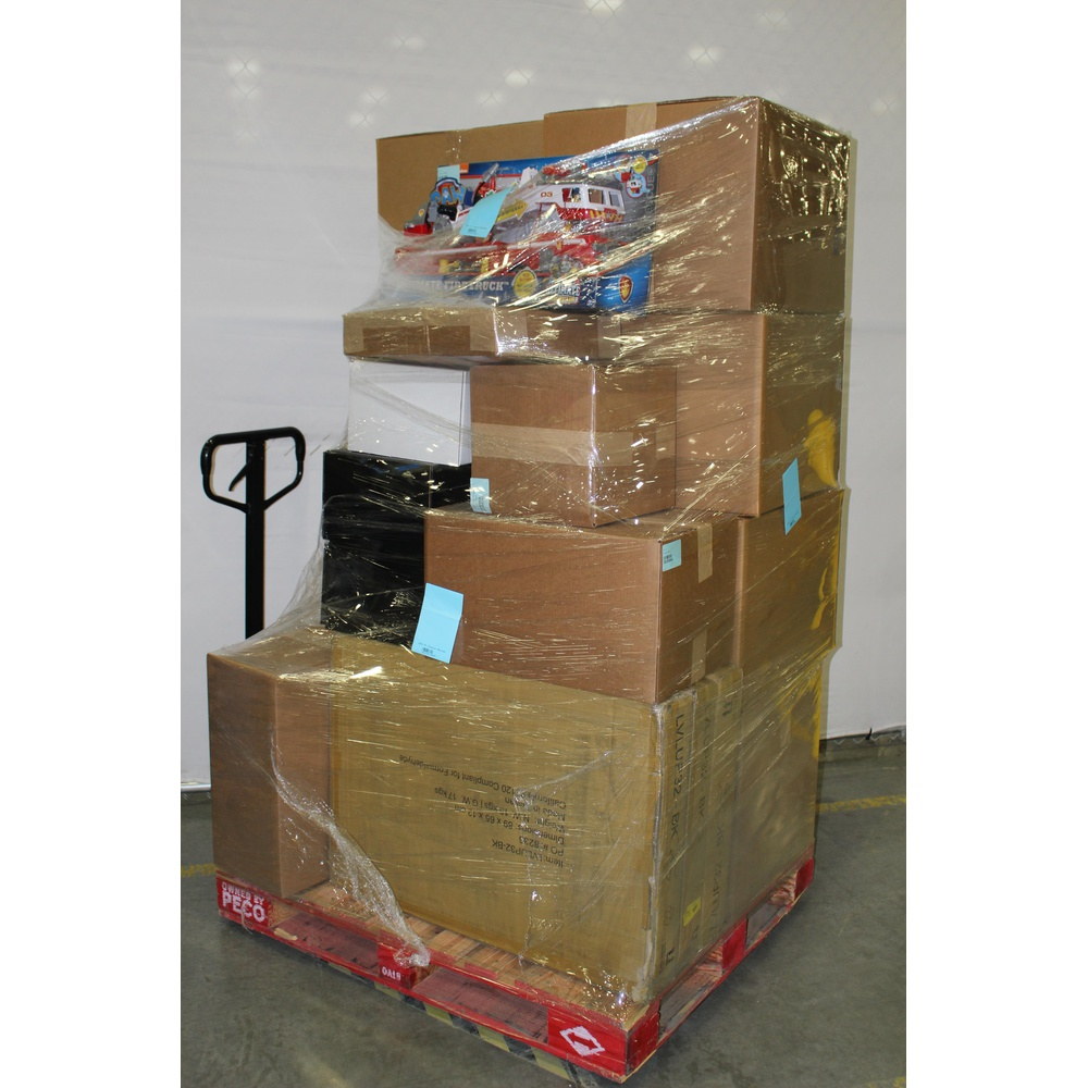 Pallet - 52 Pcs - General Merchandise - Medical Devices & Daily Living  Aids, Action Figures, Office Supplies, Vehicles, Trains & RC - Customer  Returns