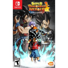 Nintendo Super Dragon Ball Heroes: World Mission (Nintendo Switch) - Brand New