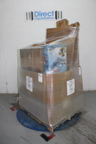 CLEARANCE! Pallet – 24 Pcs – General Merchandise – Customer Returns