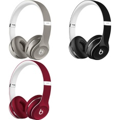 10 Pcs – Beats Solo2 Luxe Headphones – Refurbished (GRADE A, GRADE B)