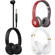 14 Pcs – Wired In Headphones (Tested NOT WORKING) – Models: MU982LL/A, MX3Y2LL/A, MRJ62LL/A, MH692AM/A