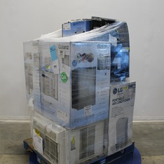Pallet - 8 Pcs - Bar Refrigerators & Water Coolers, Air Conditioners, Freezers - Customer Returns - Galanz