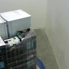 Pallet – 5 Pcs – Bar Refrigerators & Water Coolers, Freezers – Customer Returns – CURTIS INTERNATIONAL LTD
