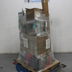 Pallet - 21 Pcs - Security & Surveillance, Kitchen & Dining, Air Conditioners, Dolls - Tested NOT WORKING - Night Owl, ZOSI, DeLonghi, Lorex