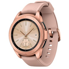 62 Pcs – Samsung SM-R810NZDAXAR Galaxy Watch Bluetooth 42mm Rose Gold – Refurbished (GRADE A) – Smartwatches