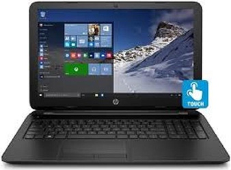 19 Pcs – HP Black 15.6″ 15-f337wm Touch Laptop PC w AMD A8-6410 4GB Memory 500GB Drive – Refurbished (GRADE C)