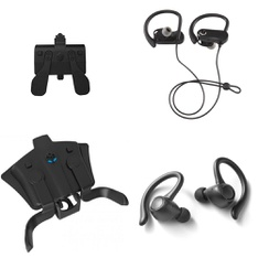6 Pallets - 832 Pcs - In Ear Headphones, Audio Headsets, Cables & Adapters, Microsoft - Customer Returns - Blackweb, Collective Minds, Onn, Electronic Arts