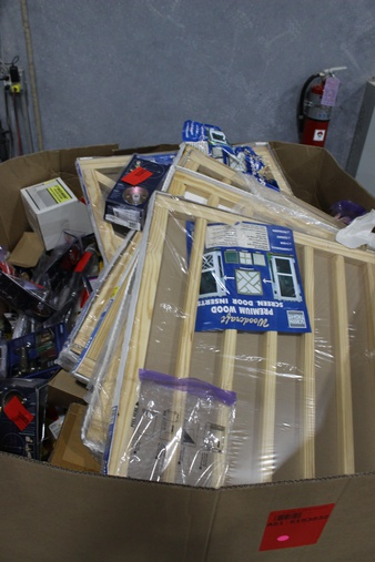 Clearance! Pallet – 1975 Pcs – Hardware, Office Supplies, Power Tools – Brand New – Retail Ready – Prime-Line, Gatehouse, Prime Line Products, Liberty Hardware