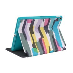 5 Pcs – Speck 128701-8439 Air Brush Stripe Folio Protective Case for iPad Air – New – Retail Ready