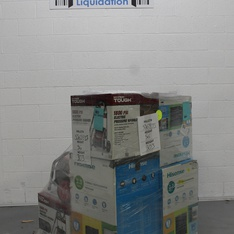 Pallet - 8 Pcs - Bar Refrigerators & Water Coolers, Pressure Washers, Air Conditioners - Customer Returns - HISENSE