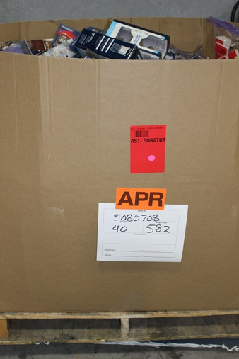 Clearance! Pallet – 900 Pcs – Hardware, Air Conditioners – Brand New – Retail Ready – Prime-Line, Gatehouse, Schlage, Brainerd